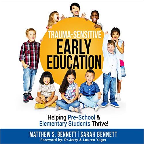 Trauma-Sensitive Early Education audiobook cover art