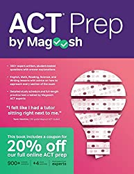 10 Best ACT Prep Book Reviews | Ace English, Math, Science, Reading