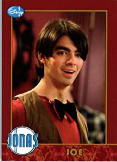 2009 Topps Jonas Brothers Trading Card #3 JOE