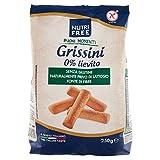 NUTRIFREE GRISSINI 0% LIEVITO 250 G