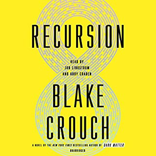 Recursion audiobook cover art