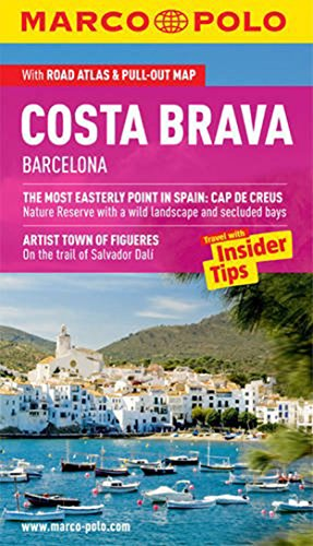 Costa Brava Marco Polo Guide (Marco Polo Travel Guides) [Idioma Inglés]