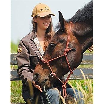 Seil Halfter//Halfter Parelli Natural Horsemanship//Eine Gr/ö/ße Passt F//C//P Wahl der Farben