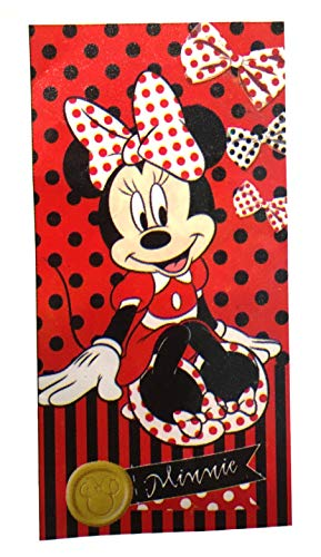 Minnie Mouse - Toalla de baño, toalla de playa, toalla de mano, toalla de ducha, 140 x 70 cm, poliéster