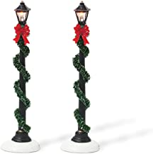 Department 56 Village Small Town Street Lamps Accessory Figurine