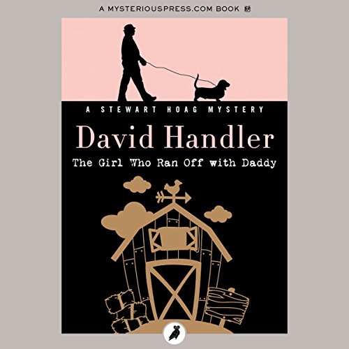 The Girl Who Ran Off with Daddy audiobook cover art
