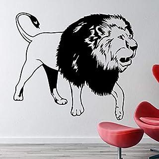 yaonuli Lion environnant Mobile Sticker Mural Papier Peint Salon Chambre Autocollant..