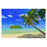 500 Piece rarotonga Cook Islands Seascape Resort Stock Pictures Royalty Free Large Piece Jigsaw Puzzles for Adults Educational Toy for Kids Creative Games Entertainment Wooden Puzzles Home Decor