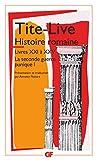 La seconde guerre punique - Tome 1, Histoire Romaine, Livres XXI à XXV