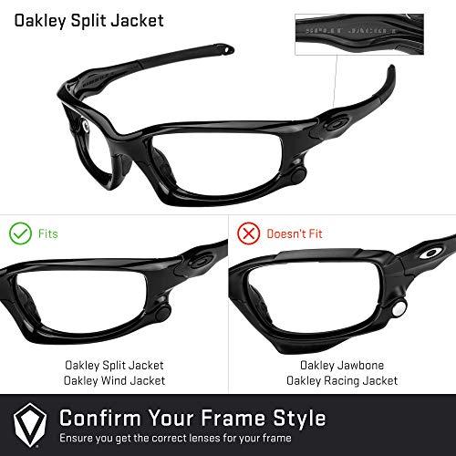 Revant MaxGrip Rubber Kit for Oakley Split Jacket — Multiple Options
