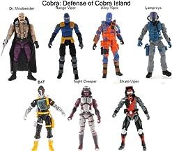 G.I. Joe Exclusive Action Figure Boxed Set Defense Of Cobra Island