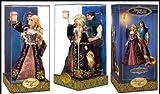 Disney Designer Fairytale Rapunzel And Flynn Dolls Limited edition