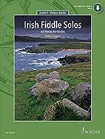 Irish Fiddle Solos: 64 Pieces for Violin. Violine. Ausgabe mit Online-Audiodatei.