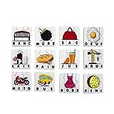 12tarjetas Puzzles juegos 2Momes objetos y comida