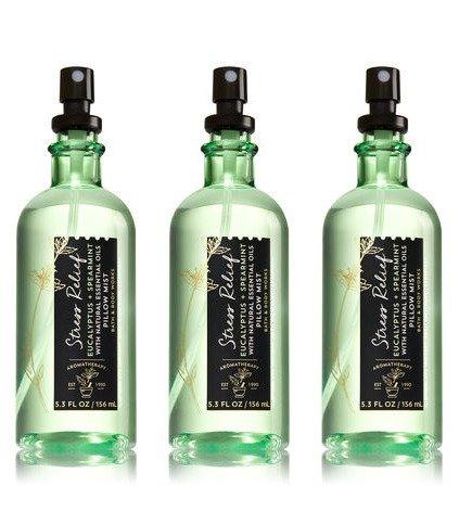 Bath & Body Works Aromatherapy Pillow Mist Eucalyptus Spearmint 3 Pack