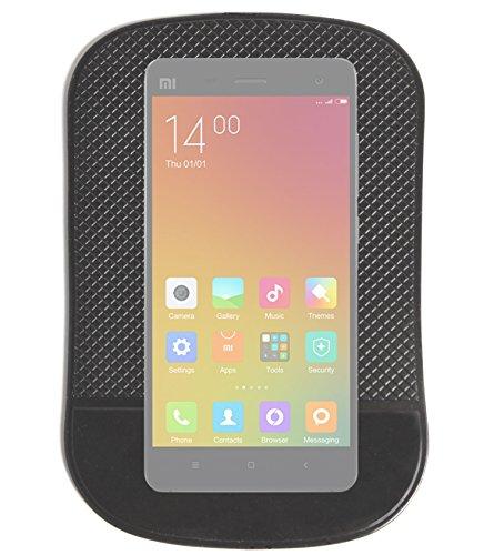 DURAGADGET Tapete Antideslizante para Xiaomi MI4 | MI Note (Pro) | MI 4i | Mi 2a - ¡Ideal para El Salpicadero del Coche!