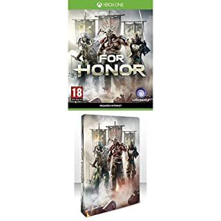 For Honor + Metal Case (Xbox One) (Exclusive to Amazon.co.uk) (B01N37UT4Y) | Amazon price tracker / tracking, Amazon price history charts, Amazon price watches, Amazon price drop alerts