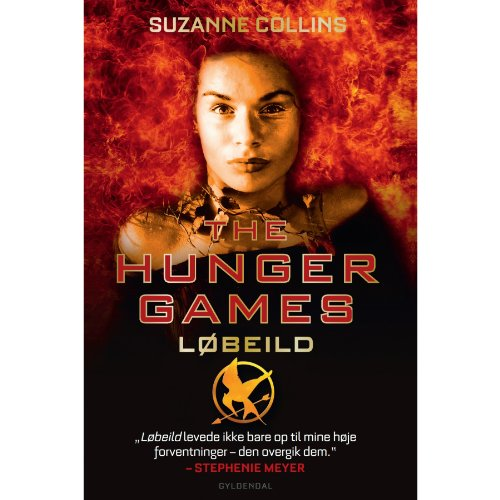 Couverture de The Hunger Games - 2. Løbeild [The Hunger Games - 2. Wildfire]