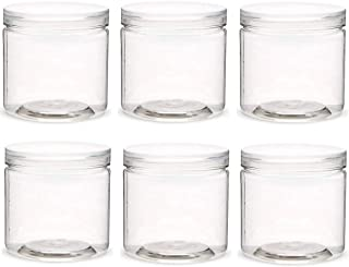 20 oz plastic containers