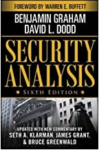 Security Analysis: Principles and Technique (Security Analysis Prior Editions) (Mixed media product) By (author) Benjamin ...