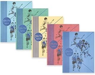 Mead Color Talk Peechee Folder 5-Pack, Assorted Colors, (33022)