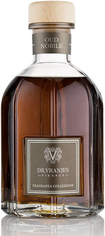 Dr. Max 89% OFF Vranjes - Oud Nobile Japan's largest assortment 500 ml of Double Pack Diffuser White +
