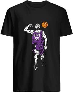 Jason Williams White Chocolate Basketball 37 T shirt Hoodie for Men Women Unisex