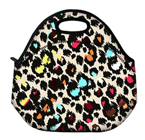 Insulated Lunch Bag Sacs de pique-nique étanche et durable Mode E