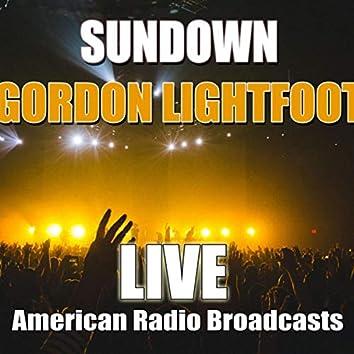 Sundown (Live)