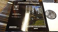 "SARASTRO AUDIOPHILE FRENCH 12"" 45 RPM KILLER SOUND BRAHMS THEODORE PARASKIVESCO LP"