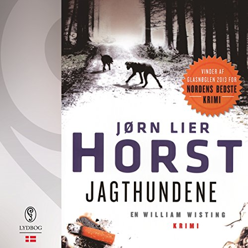 Jagthundene (William Wisting 4) (Danish Edition) audiobook cover art