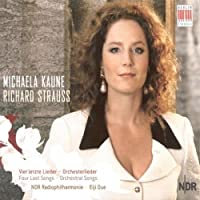 Orchestral Songs by RICHARD STRAUSS (2006-09-05)