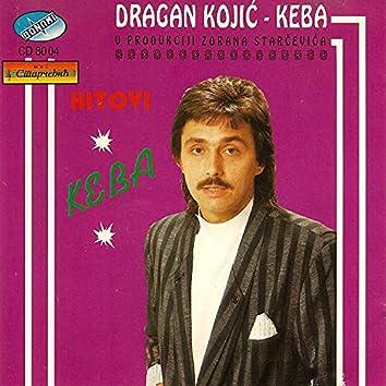 Keba-Hitovi u produkciji Zorana Starcevica
