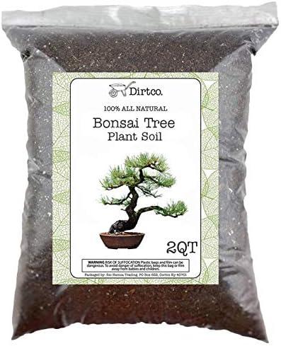 Bonsai Soil All Purpose Bonsai Tree Soil Mix All Natural Organic Material Great for All Bonsai product image