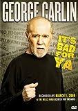 George Carlin - It's Bad For Ya [DVD] [2008] [Reino Unido]