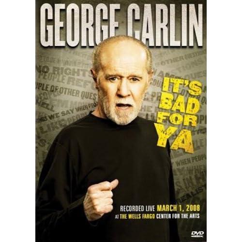 George Carlin - It'S Bad For Ya [Edizione: Regno Unito]