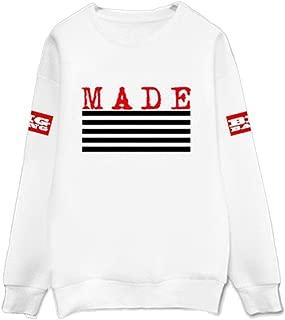 Kpop Bigbang New Made Sweater GD TOP Daesung Taeyang Sweatershirt Hoodie