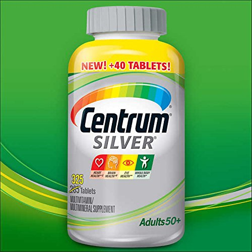 Centrum Silver Adults 50+, 1Pack (3…