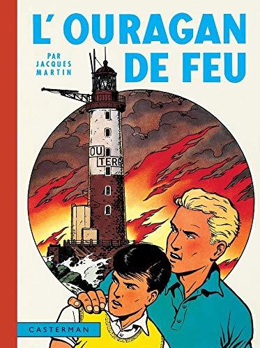 Lefranc, Tome 3 : L'ouragan de feu