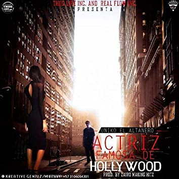 Actriz Famosa De Hollywood