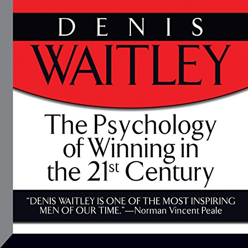 The Psychology of Winning in the 21st Century audiobook cover art