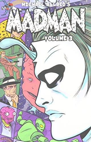 Madman Volume 3: v. 3 (Madman Tp)