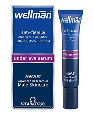 Vitabiotics Wellman Under Eye Serum - 15 ml from Vitabiotics Ltd