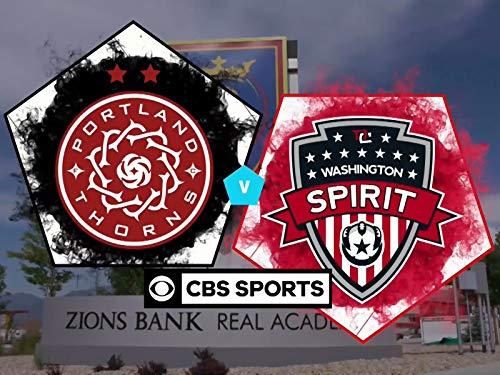 NWSL - Portland Thorns FC vs. Washington Spirit - Live at 10pm ET