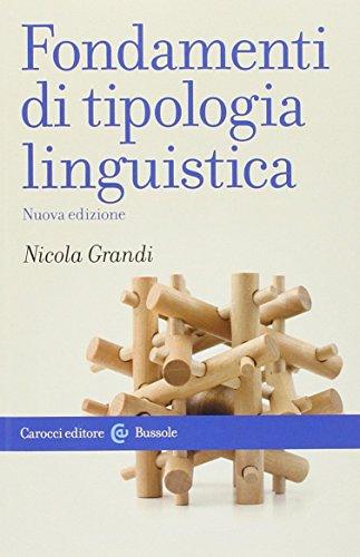 Fondamenti di tipologia linguistica