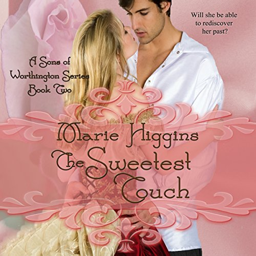 The Sweetest Touch audiobook cover art