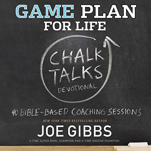Game Plan for Life: Chalk Talks audiobook cover art