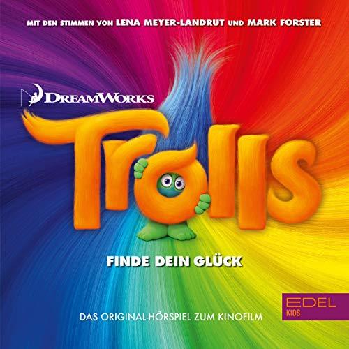 Trolls - Finde dein Glück. Das Original-Hörspiel zum Kinofilm Titelbild