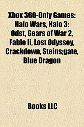 Xbox 360-only games: Halo 3: ODST, Halo Wars, Dead Rising, Alan Wake, Halo: Reach, Limbo, Gears of War 2, Fable II, Zegapain, Crackdown