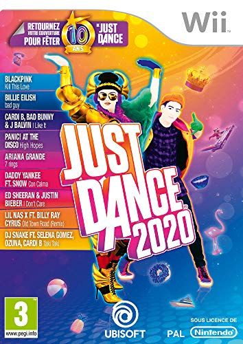 Ubisoft Just Dance 2020 - Wii